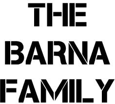 The Barna Family